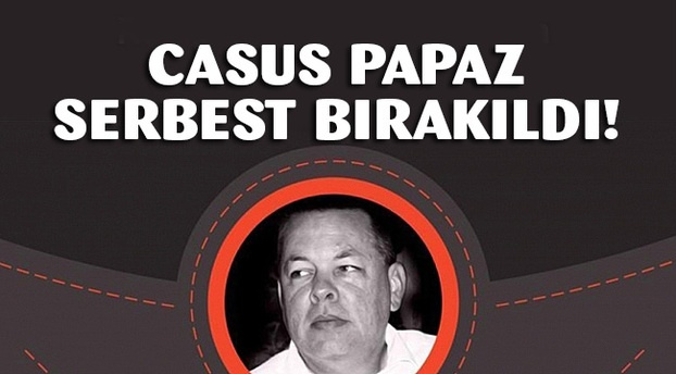 Papaz Brunson salıverildi