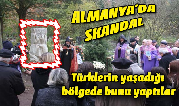 Almanya'dan Türklerin yaşadığı bölgede skandal hareket!