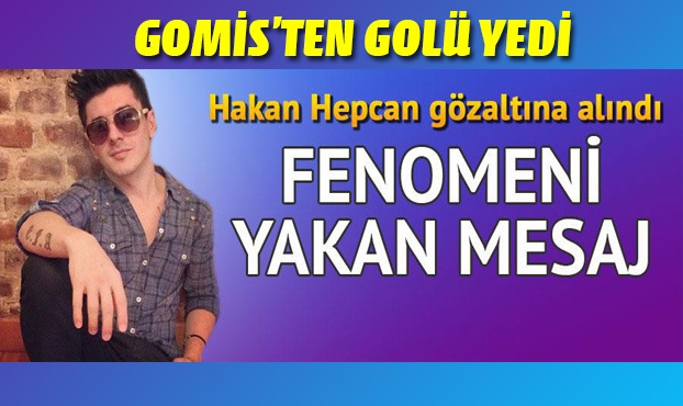 İnternet fenomenine Gomis golü