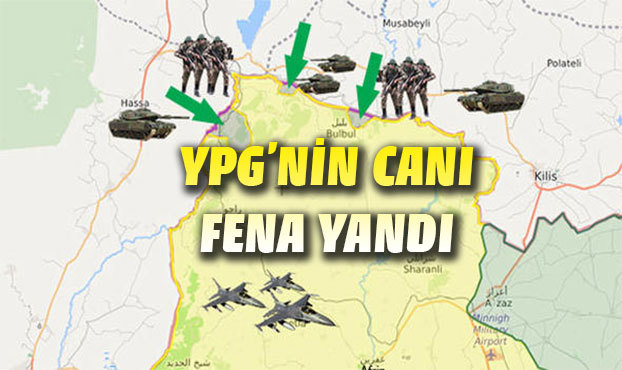 Afrin'de son durum