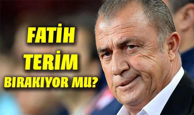 Fatih Terim bu akşam istifa edecek!