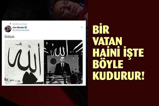 Habervitrini.com | Can Dündar Erdoğan a ve Kuran a böyle saldrdı